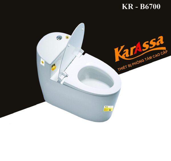 Bồn cầu liền khối KarAssa KR-B6700