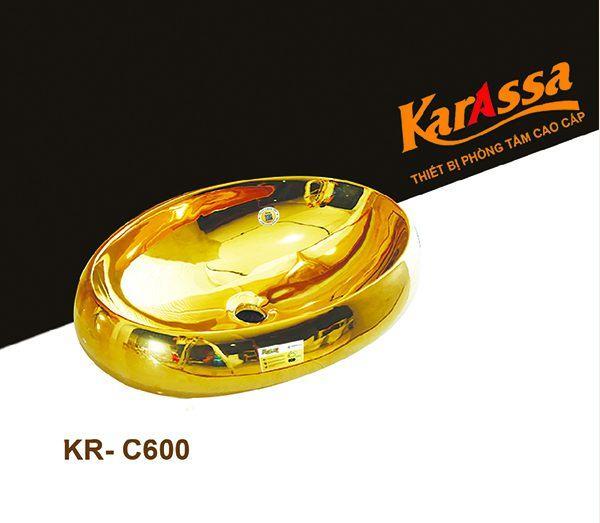 Chậu rửa dương bàn KarAssa KR-C600